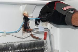 Refrigerator defrost