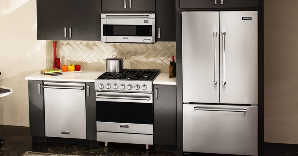 viking electric built-in wall ovens, range hoods, speed ovens, microwave ovens, dishwashers, grills, refrigerators,