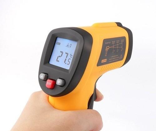 Infrared pyrometer