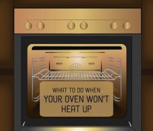 oven-doesnt-heat-up repair