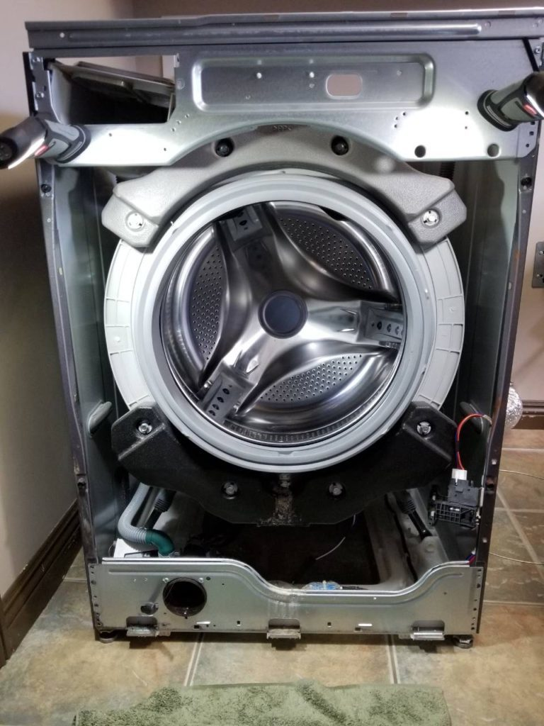 Edmonton Washer Repair
