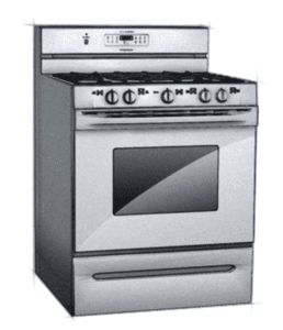 Jenn Air oven range stove fault codes