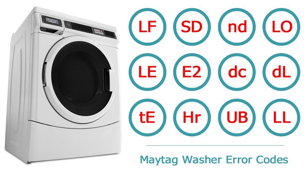 Maytag-Washer-Error-Codes