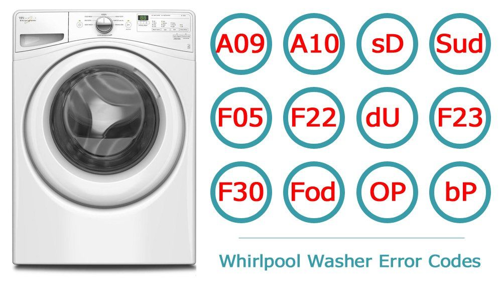 Whirlpool-Washer-Error-Codes