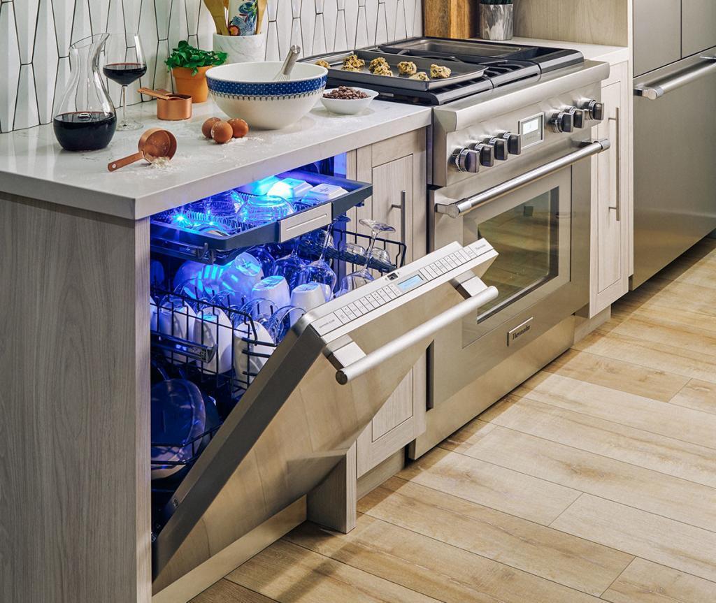 Sears & Kenmore dishwasher repair in Edmonton