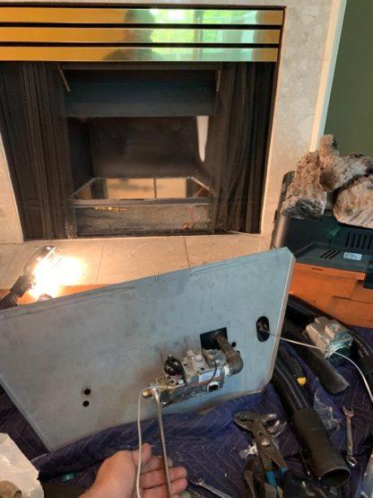 Fireplace-Repair Sherwood Park