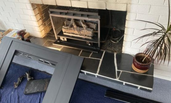 Gas Fireplace repair Sherwood Park