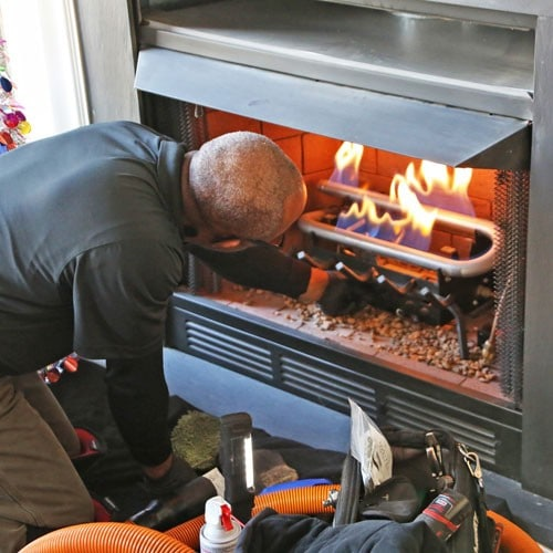 FIREPLACE REPAIR in Sherwood Park