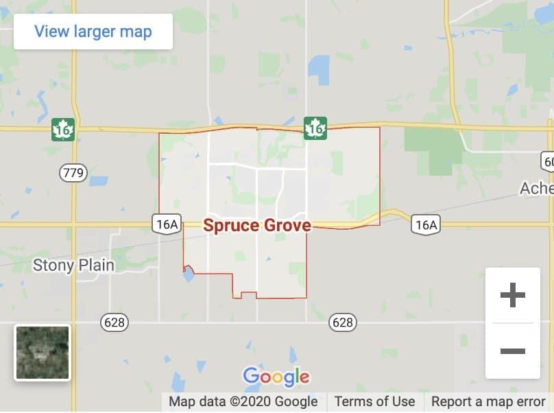 Appliance repair in Spruce Grove