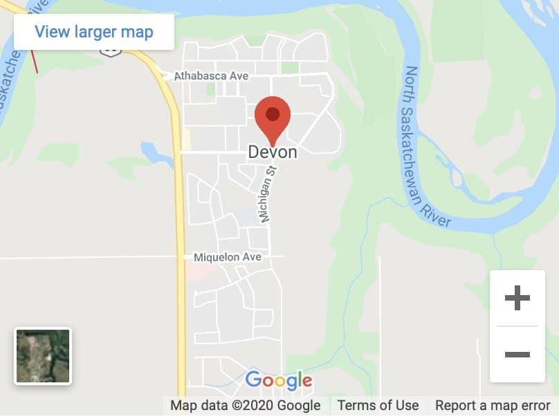 Devon Appliance repair Location
