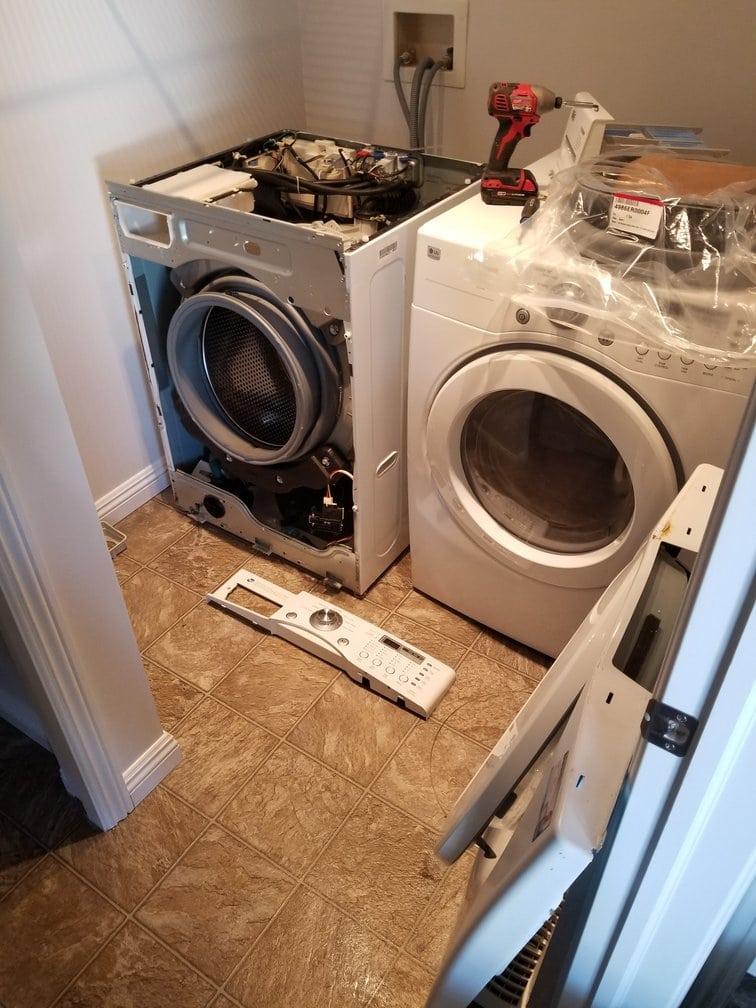 Frigidaire Washer Repair Edmonton - Calgary