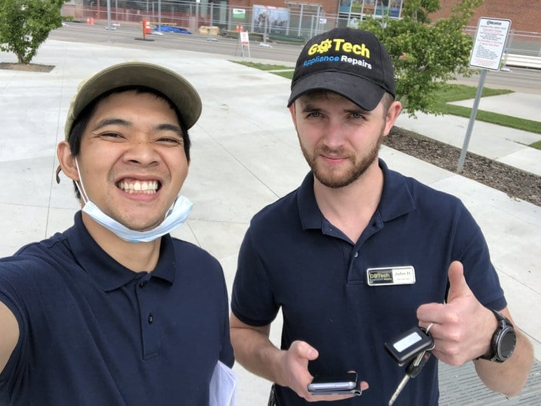 GE Appliance repair Team