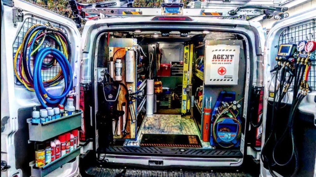 GoTech Repair Van