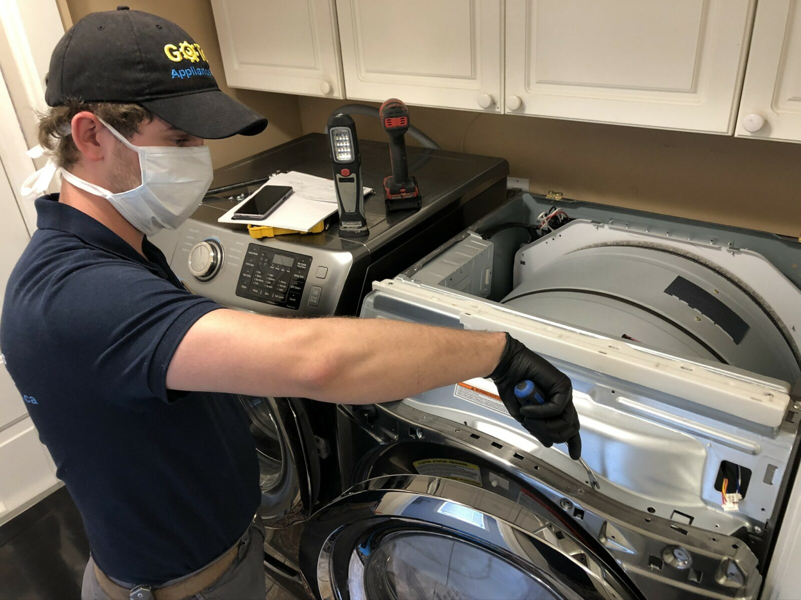 Leduc Dryer Repair