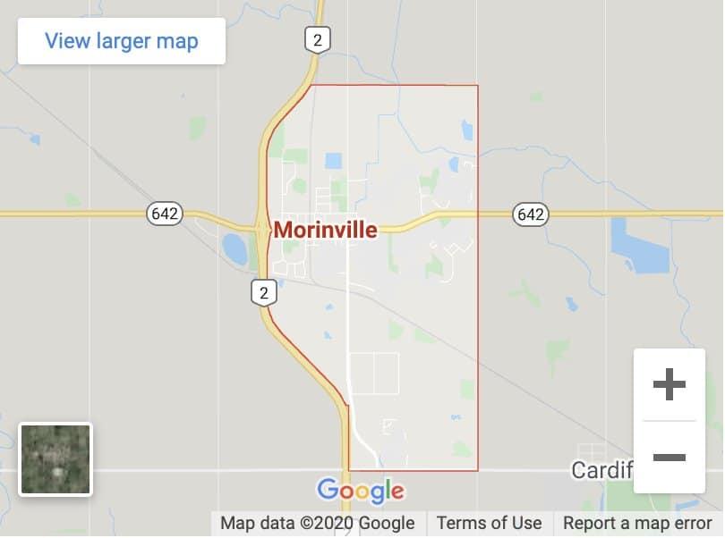 Morinville Appliance Location