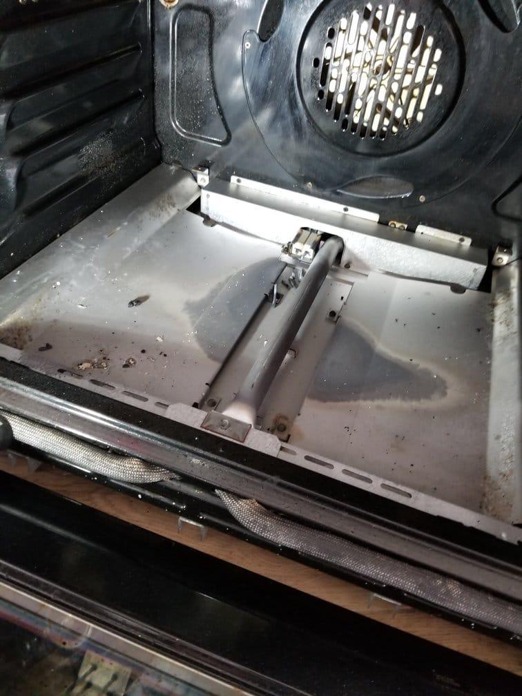 St.Albert - Oven - Sove Repair