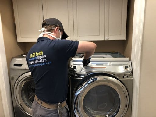 Washer Repair Edmonton - Calgary