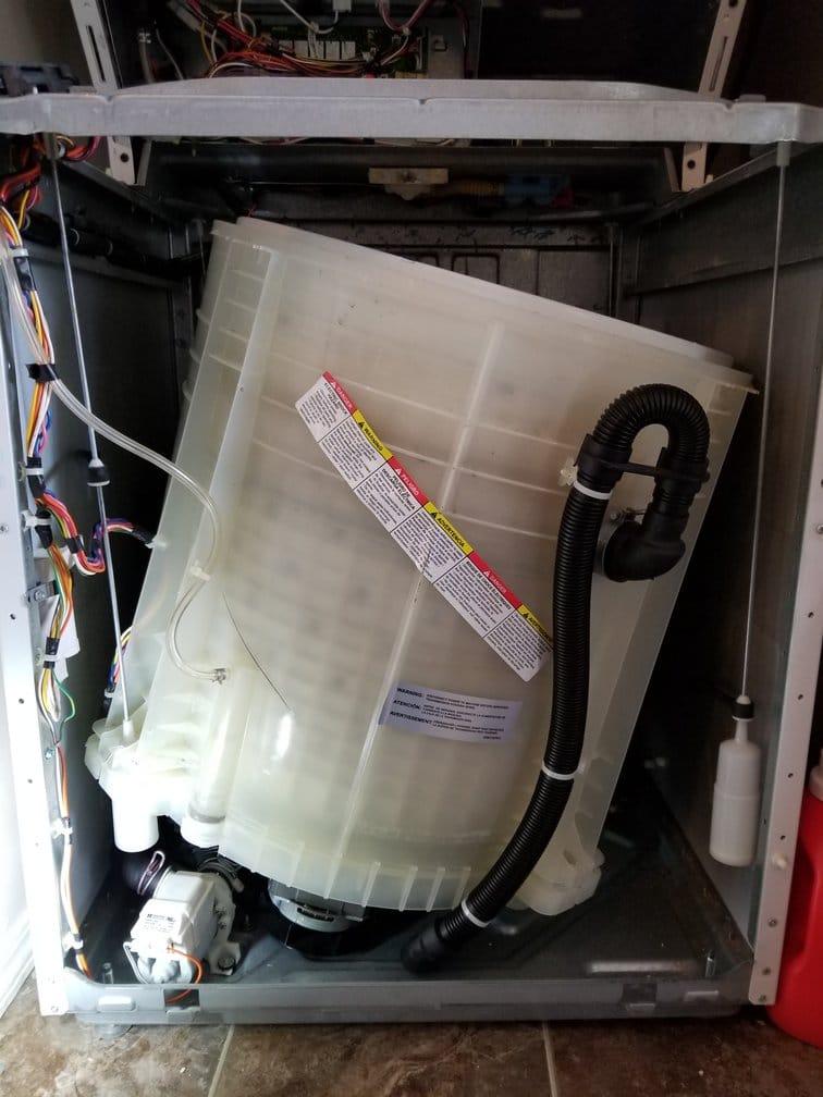 Whirlpool Washer repair Edmonton - Calgary
