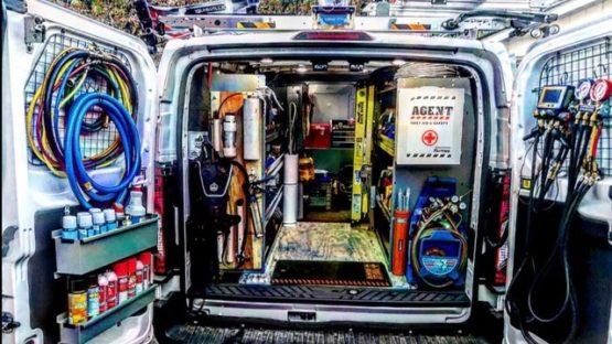Repair Van