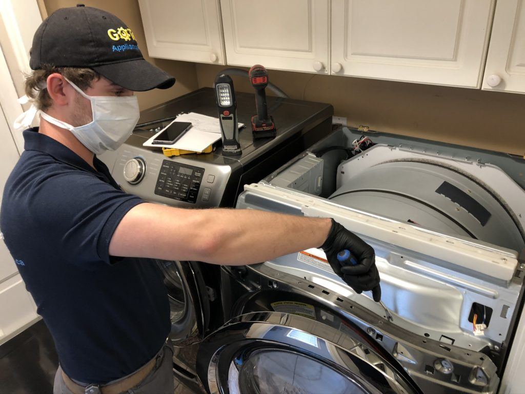 Dacor Dryer Repair