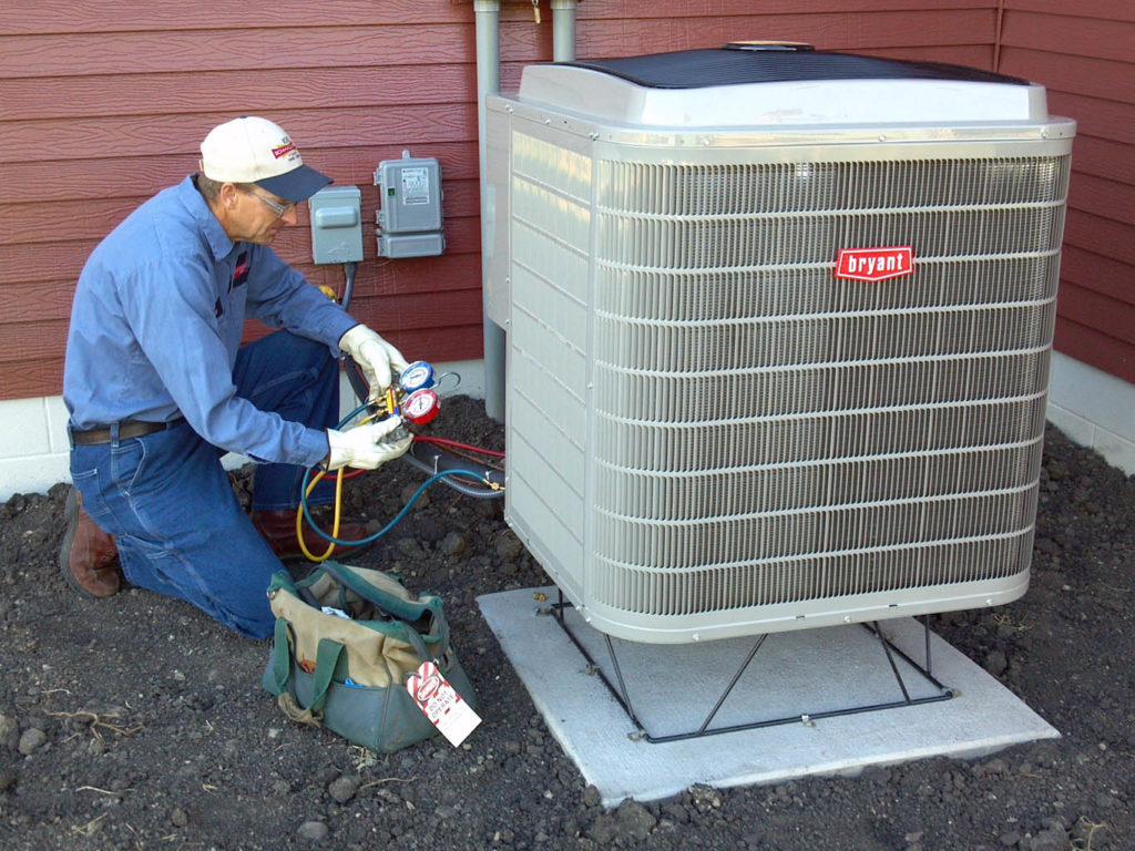 Edmonton-Residential - air condition repar
