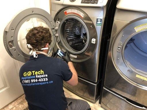 Jenn Air Washer Repair