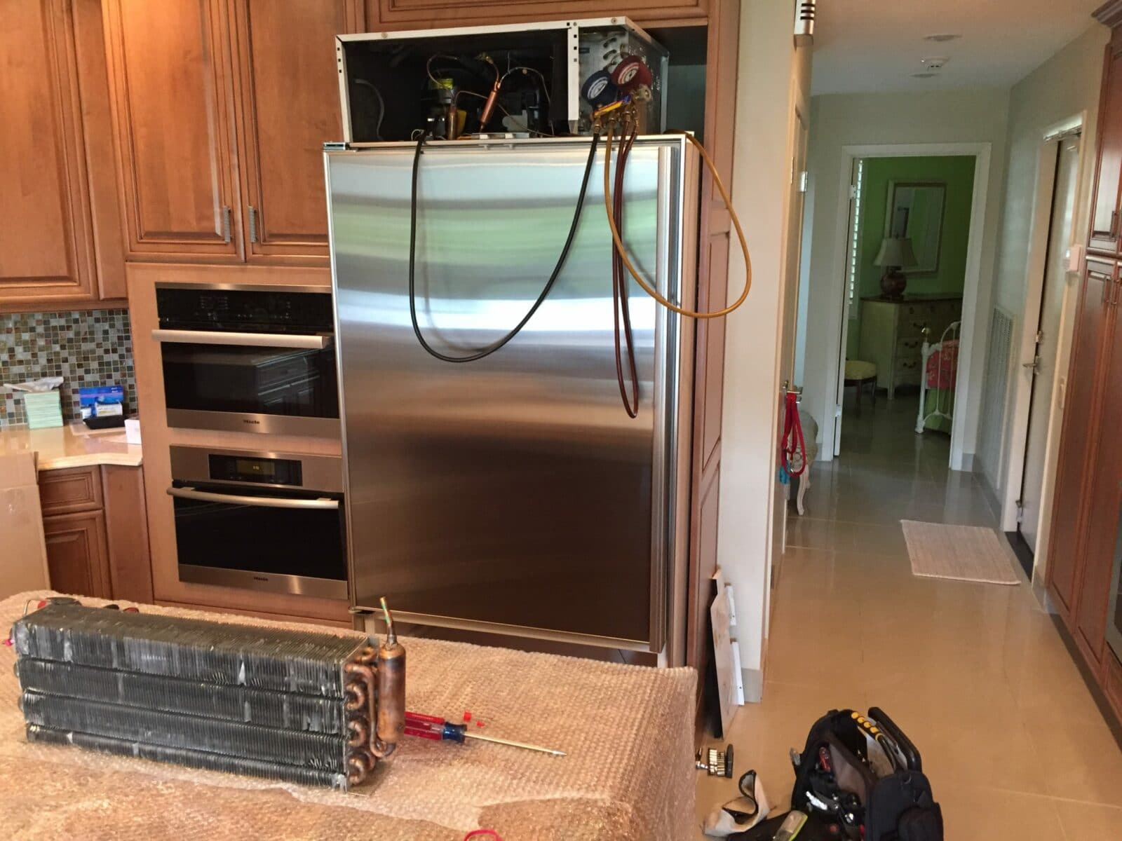 Fisher & Paykel-refrigerator-repair_Edmonton - Calgary
