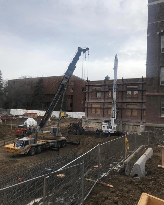 Crane Service Edmonton